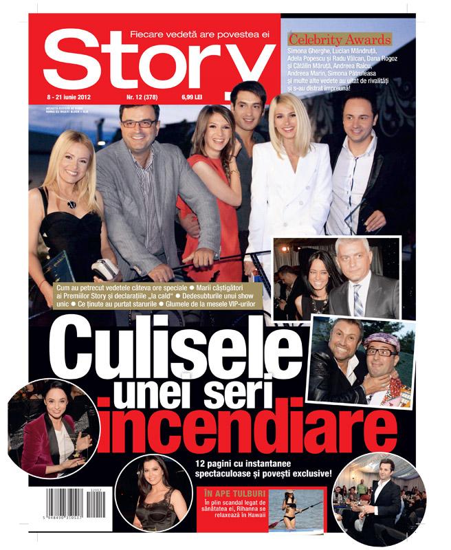 Story Romania ~~ 8 Iunie 2012 (nr. 12)