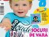 Baby ~~ Jocuri de vara pentru 0-7 ani ~~ Cadou: cartea Bebe Duffy la mare ~~ Iulie-August 2012 Pret: 7,50 lei