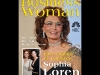 Business Woman ~~ Cover girl: Sophia Loren ~~ Iulie - August 2012