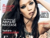 Marie Claire Romania ~~ Cover girl: Diana Moldovan ~~ Iulie-August 2012