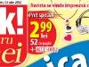 Accesorii Oriflame ~~ impreuna cu Click! pentru femei din 13 Iulie 2012 ~~ Pret revista+cadou: 3 lei