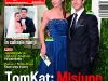 Ok! Magazine Romania ~~ Cover people: Kate Homes si Tom Cruise ~~ 13 Iulie 2012