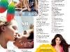 Cuprinsul editiei de August a revistei COSMOPOLITAN Romania ~~ Pagina 2
