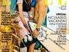 ELLE si cadoul lotiune micelara Ivatherm ~~ August 2012 ~~ Pret revista+cadou: 15 lei