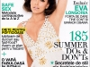 Glamour Romania ~~ Cover girl: Eva Longoria ~~ August 2012