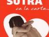 KAMASUTRA CA LA CARTE, de Paul Jenner ~~ impreuna cu revista UNICA editia August 2012 ~~ Pret revista+carte+CD: 15 lei