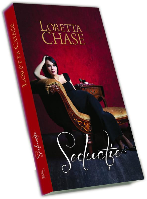 Romanul SEDUCTIE, de Loretta Chase ~~ impreuna cu Libertatea pentru femei nr. 32 din 6 August 2012 ~~ Pret revista + carte: 10 lei