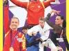 Londra 2012. Supliment OK! Magazine dedicat medaliatilor la Jocurile Olimpice ~~ 24 August 2012