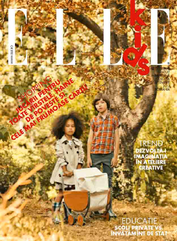 ELLE Kids ~~ Septembrie 2012