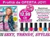 Promo JOY si cadou MAX FACTOR Max Effect Mini nail polish ~~ Pret revista+cadou: 13 lei ~~ Septembrie 2012
