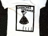 Tricou creat special pentru revista ELLE Romania,  editia Septembrie 2012 ~~  Pret revista+tricou: 25 lei
