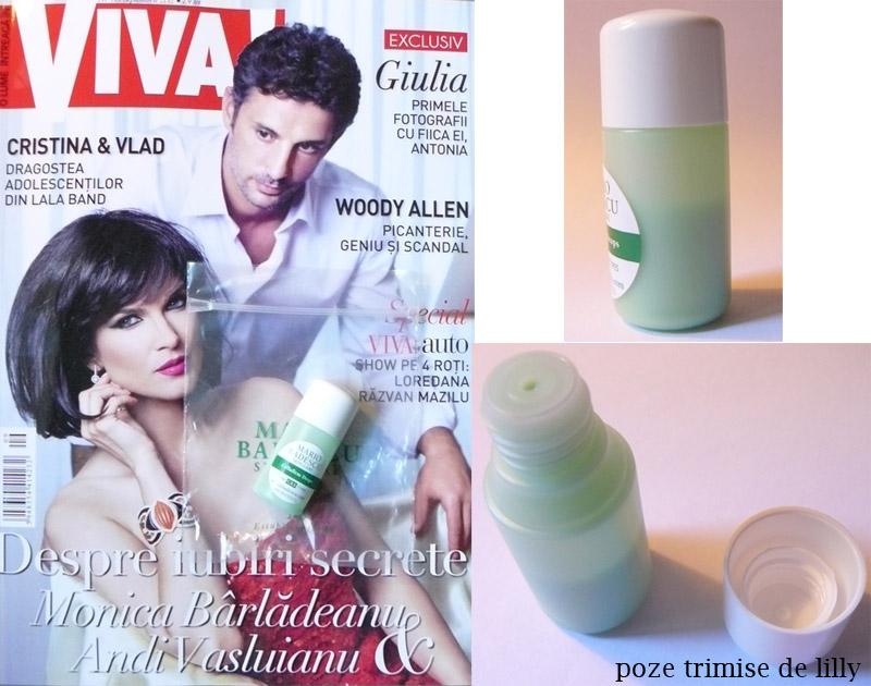VIVA! ~~ Detalii produs Mario Badescu Cellufirm Drops ~~ Septembrie 2012