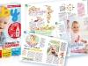 Revista BABY ~~ Cadou: lotiune de corp pentru bebelusi Farmasi ~~ Octombrie, 2012 ~~ Pret revista+ cadou: 11 lei