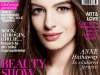 Glamour Romania ~~ Cover girl: Anne Hathaway ~~ Octombrie 2012