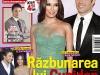 OK! Magazine Romania ~~ COperta: Eva Longoria si Mark Sanchez ~~ 5 Octombrie 2012 (nr. 20)