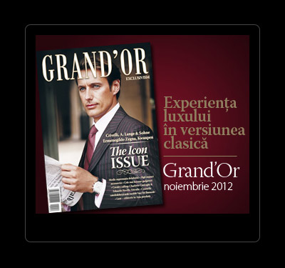 Grand\'OR Exclusivism ~~ Noiembrie 2012
