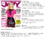 Promo JOY Romania, editia Noiembrie 2012