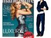 Promo Marie Claire Romania, editia Decembrie 2012 - Ianuarie 2013