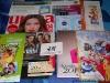 Unica ~~ Cadou si inserturi ~~ Decembrie 2012 ~~ Pret pachet: 16 lei
