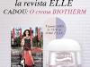 Oferta de abonament prin SMS + cadou crema de ochi Biotherm Rides Repair Yeux pentru revista ELLe Romania, valabila pana pe 31 Iulie 2012
