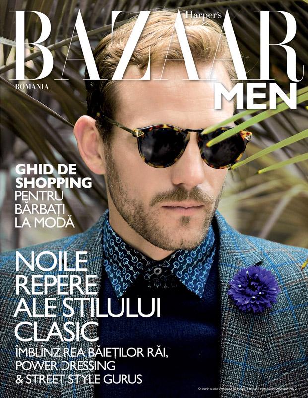 Harper\'s Bazaar MEN ~~ Septembrie 2012 ~~ impreuna cu Harper\'s Bazaar editia Septembrie 2012