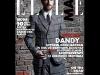 ELLE MAN ~~ Coperta: Radu Iacoban ~~ Noiembrie 2012 ~~ Pret revista ELLE + suplimentul ELLE MAN: 11,90 lei