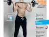 Men's Health Romania ~~ Cuprinsul editiei de Septembrie 2012
