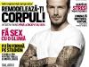 Men's Health Romania ~~ Cover man: David Beckham ~~ Mai 2012