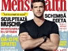 Men's Health Romania ~~ Cover man: Liam Hemsworth ~~ Octombrie 2012 ~~ Pret: 9,90 lei