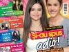 Bravo ~~ Coperta: Selena Gomez si Justin Bieber ~~ 4 Decembrie 2012