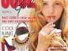 Cool Girl ~~ Cover girl: Jennifer Lawrence ~~ Iunie 2012