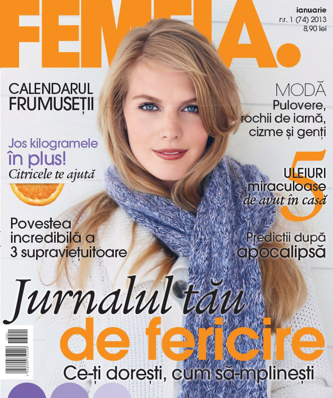 FEMEIA. ~~ Ianuarie 2013