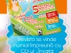 CD-ul INVATA IN JOACA impreuna cu revista MAMI, editia Martie 2013 ~~ Pret: 8 lei