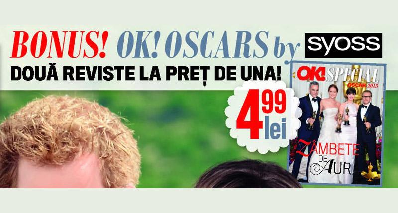 OK! Special Oscar 2013 ~~ 8 Martie 2013