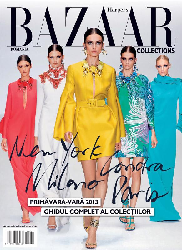 Harper´s Bazaar Collections ~~ Primavara-Vara 2013