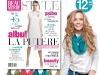 Promo pentru revista Beau Monde Style, editia Aprilie 2013