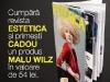 Cadoul revistei Estetica Romania, oferit de magazinele InMedio ~~ Aprilie 2013