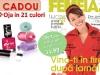 Promo pentru revista FEMEIA., editia Aprilie 2013