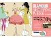 Glamour Shopping Card ~~ 1-7 Aprilie 2013
