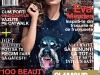 Glamour Romania ~~ Cover girl: Eva Mendes ~~ Aprilie 2013