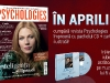 Promo Psychologies Magazine Romania, editia Aprilie 2013
