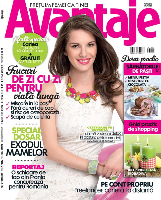 Avantaje Romania ~~ Mai 2013