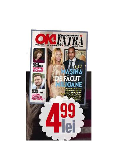 OK! Magazine Extra ~~ 31 Mai 2013