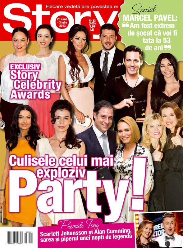 Story Romania ~~ Story Celebrity Awards ~~ 20 Iunie 2013