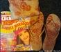 Cadoul revistei CLICK PENTRU FEMEI: slapi si pareo pentru plaja ~~ 7 Iunie 2013 ~~ Pret: 3 lei