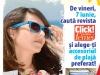 Promo pentru revista Click! pentru femei din 7 Iunie 2013