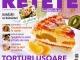 Revista Bucataria de azi RETETE ~~ Torturi usoare cu fructe ~~ Iulie 2013