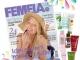 Promo pentru revista FEMEIA, August 2013 ~~ Cadou: mini-produse Yves Rocher sau rogojina de plaja ~~ Pret pachet: 8 lei