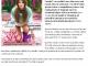 Promo pentru revista The One, editia August 2013