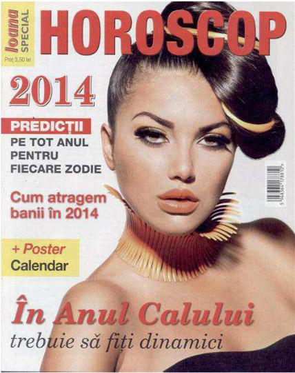 Ioana Special Horoscop ~~ In anul calului trebuie sa fiti dinamici ~~ Pret: 3,50 lei